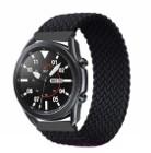 PASEK Pleciona opaska Solo w kolorze węgla do wszystkich zegarków
