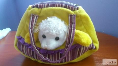 torebka dziewczęca owieczka