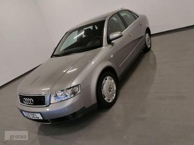 Audi A4 II (B6) 130KM S line SEDAN KlimaX2 Chrom JVC CD/MP3 PDC Full ESP Zarej. Gwar-1
