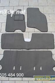 Opel Sintra 1996-1999 3 rzędy siedzeń najwyższej jakości dywaniki samochodowe z grubego weluru z gumą od spodu, dedykowane Opel Sintra-2