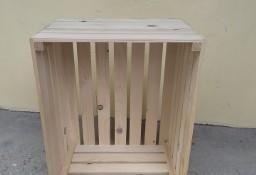 Skrzynki drewniane 50x40x27cm