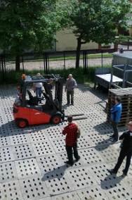 Szkolenia, kursy, uprawnienia na wózki widłowe - MAŁOPOLSKA-2