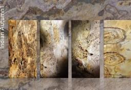 Fornir kamienny duży format, do podświetlenia Indian Autumn