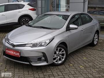 Toyota Corolla XI 1.6 Comfort + Tech MS automat FV23% / gwarancja do 2021-03/serwis a