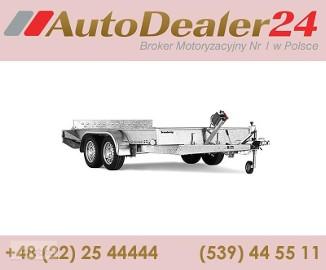 AutoDealer24.pl [NOWA FV Dowóz CAŁA EUROPA 7/24/365] 400 x 180 cm Brenderup UNI 2503UC