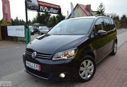 Volkswagen Touran III 1.4 TSI -140Km 7-Os. Serwisowany, Parctronic....