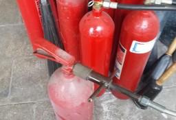 Skup starych gaśnic,agregatów i butli