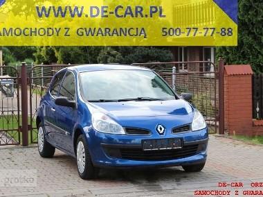 Renault Clio III CLIO 1,2 KLIMA, PERFEKCYJNY STAN, GWARANCJA!-1