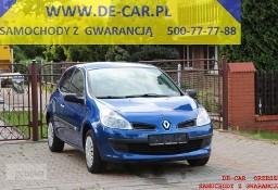 Renault Clio III CLIO 1,2 KLIMA, PERFEKCYJNY STAN, GWARANCJA!
