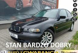 BMW SERIA 3 IV (E46) *Czarna* *2.0 TD* *Klimatronik* *150PS* z Niemiec 1wł *Serwis*