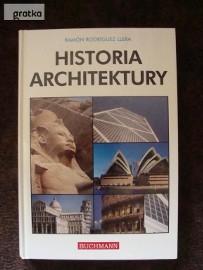 historia architektury RAMON RODRIGUEZ LLERA
