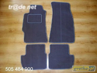 Subaru SVX najwyższej jakości dywaniki samochodowe z grubego weluru z gumą od spodu, dedykowane Subaru SVX-1