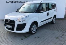 Fiat Doblo II 1.4 Benzyna 95KM 2x Drzwi przesuwne Klima Krajowy Serwisowany w ASO