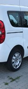Fiat Doblo II 1.4 Benzyna 95KM 2x Drzwi przesuwne Klima Krajowy Serwisowany w ASO-4
