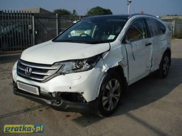 Honda CR-V IV ZGUBILES MALY DUZY BRIEF LUBich BRAK WYROBIMY NOWE