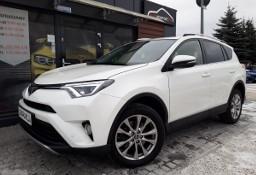 Toyota RAV 4 IV Gwarancja-Hybrid-Premium-Biała Perła-Kamera 360-Skóra-Grzane Fotele