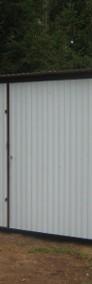 Garaże blaszane, hale, konstrukcja stalowa, wiaty.-4
