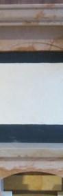 Kominki obudowy kominkowe rustykalne portale z piaskowca producent-4