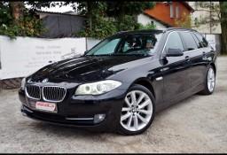 BMW SERIA 5 2.0d Navi Skóra Alu 19 Klimatronik 2xPDC Serwis
