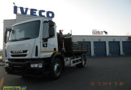 Iveco Eurocargo ML160E28K wywrotka żuraw