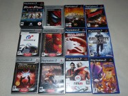 Gry do Playstation2 - Spider-man, Fifa09, Star Wars Episode 3, Burnout Revenge