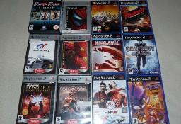 Gry do Playstation2 - Spider-man, Fifa09, Star Wars Episode 3, Burnout Revenge