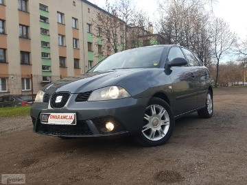 SEAT Ibiza IV Seat Ibiza Bezwypadkowa, Pierwszy właściciel, 1,4