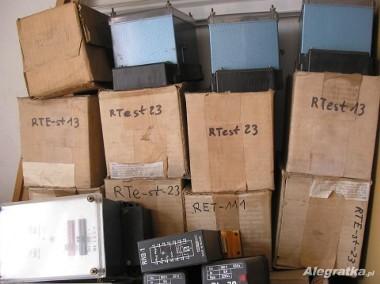 Przekaźnik ziemnozwarciowy RTEST 23 , hurtownia elektryczna-1