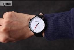 Zegarek Business Montre Homme Cheap Fashion
