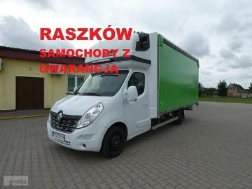 Renault Master master 2.3 170 km polski salon 10 paletowy plandeka 8,9,10 ep