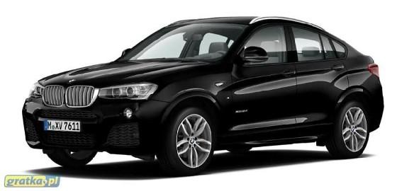 BMW X4 I [F26] BMW X4 xDrive30d M PAKIET