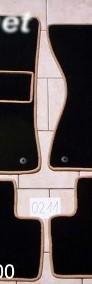 AUDI A8 D2 1994 - 2002 najwyższej jakości dywaniki samochodowe z grubego weluru z gumą od spodu, dedykowane Audi A8-4