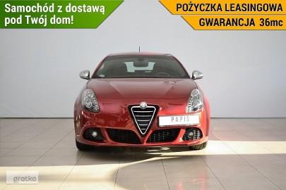 Alfa Romeo Giulietta SalonPL 1Wł Automat Nawi Climatronic Xenon LED Tempomat Alu PAPIS