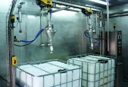 Myjnia do IBC. Mycie kontenerów i zbiorników, pojemników