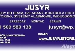 szlaban szlabany zapora wjazdowe system parkingowy parking Mysłowice