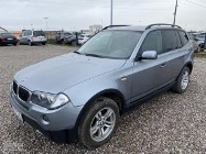 BMW X3 I (E83) BEZWYP OR.LAK KS.SERW 176 TKM 2XPDC SKÓRA NIEMCY