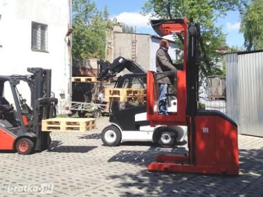 Kursy na podesty ruchome, wózki wysokiego składowania, uprawnienia UDT.-1