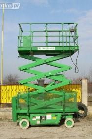 Kursy na podesty ruchome, wózki wysokiego składowania, uprawnienia UDT.-2