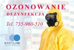 Ozonowanie mieszkania po zdiagnozowanym przypadku COVID-19 Kastelnik