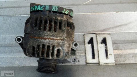 ALTERNATOR ESPACE III 2.0 16V BOSH 0124415007 98A