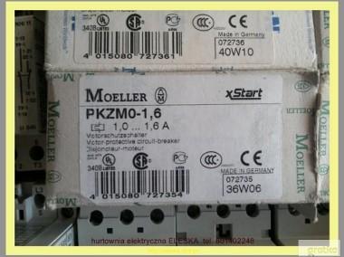Wyłącznik PKZMO-1 ; moeller-2