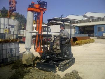 Fabrycznie nowa palownica/wiertnica TESCAR CF1