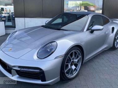 Porsche 911 991 Porsche 911 992 Turbo S Coupe Burmester, Silver GT, Sport Chrono-1