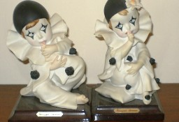 Duże figurki porcelana Capodimonte - wysprzedaż!
