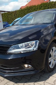 Volkswagen Jetta VI 2,0Tdi 110KM Salon PL I wł. Serwis Bezwyp. Gwar!!!-2
