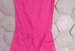 bawełniana sukienka różowa rozm 38 M