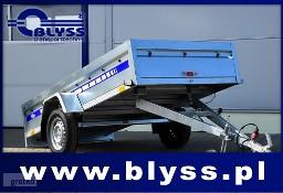 Nowa przyczepa samochodowa burty 270x125x39 cm Blyss