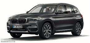 BMW X3 II (F25) BMW X3 model 2018 Najtaniej w EU.