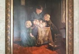 Piękny obraz w ramie / Rodzina- Macierzyństwo