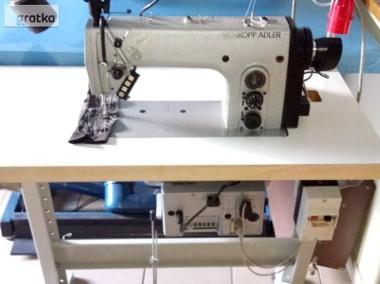 Maszyna do Szycia Stębnówka DURKOPP 272 FULL AUTOMAT (JUKI)-1